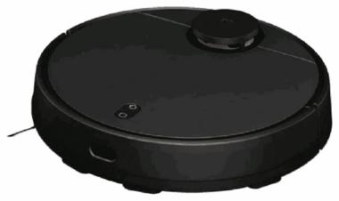 Робот Пылесос Xiaomi Mi Robot Vacuum-Mop P (Smart Vacuum) Black